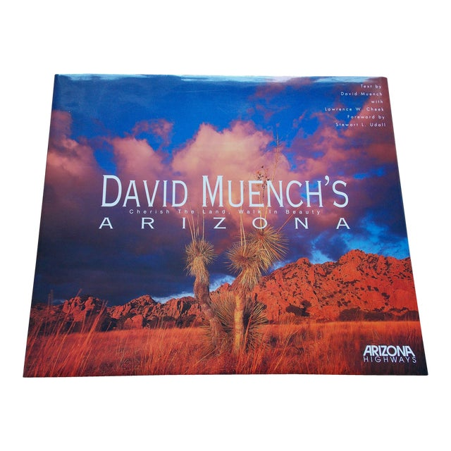 David Muench's Arizona Photography Coffee Table Book - Image 1 of 8