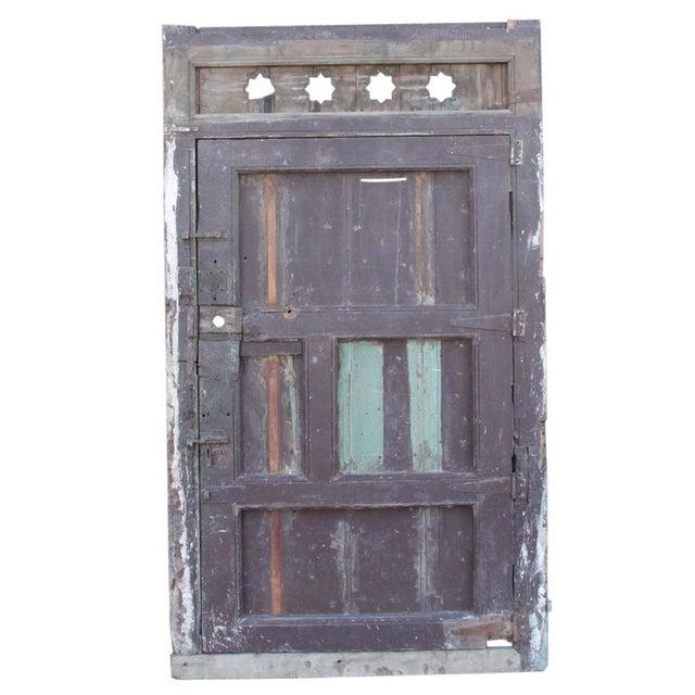 Image of Antique Moroccan Fortress Door