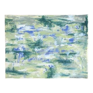 Alaina Suga Lane Acrylic Painting on Paper
