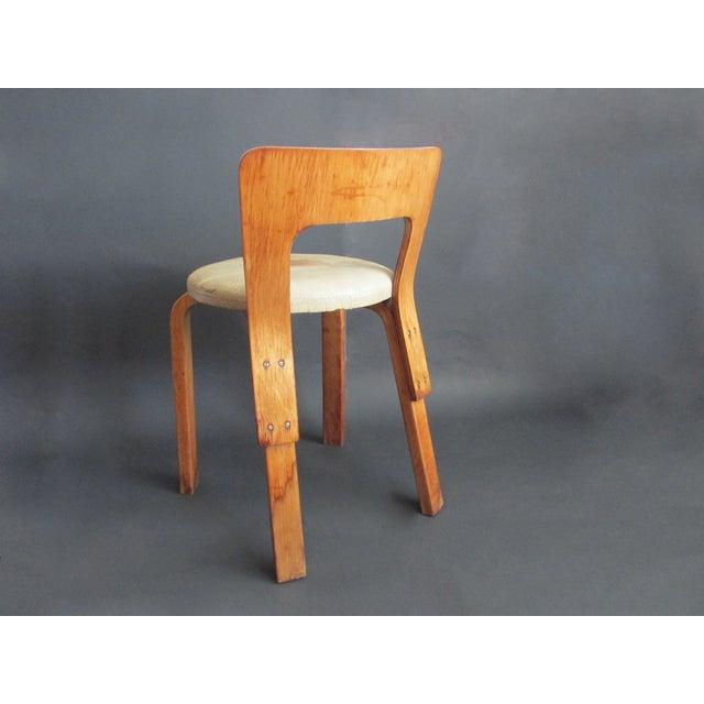 Alvar Aalto L-Leg Low Back Chair - Image 3 of 6