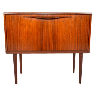 Lyby Møbler Danish Modern Rosewood Chest