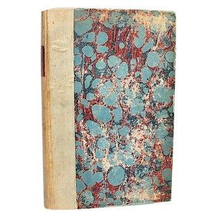 Antique Book French History Paris en 1794 1795