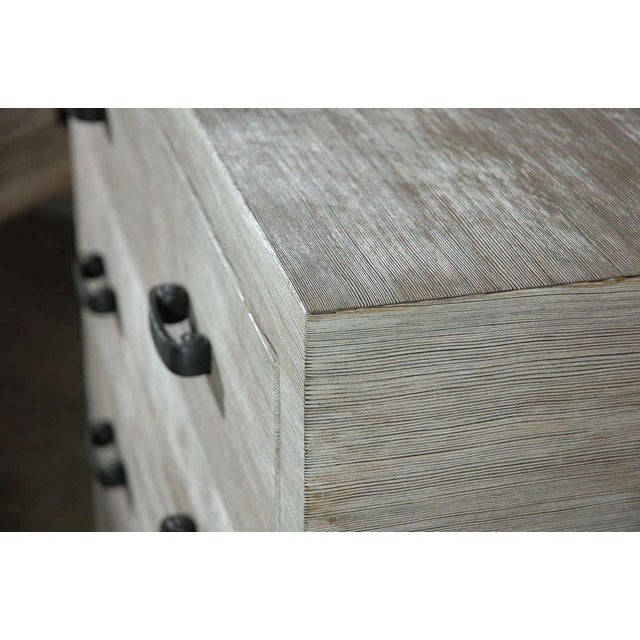 Customizable Paul Marra Distressed Fir Chest - Image 4 of 7