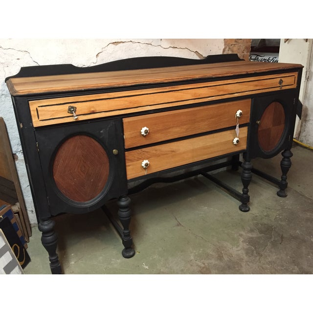 Vintage Painted and Sealed Buffet - Image 2 of 5