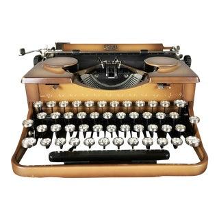 Vintage 1930s Royal Portable Typewriter