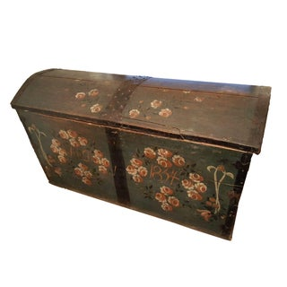 Antique Swedish Hope Chest