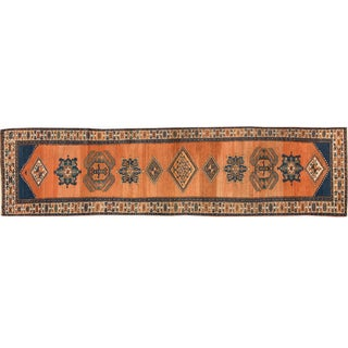 "Vintage Apadana Persian Rug - 3'3"" X 13'9"""