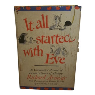 It All Started With Eve An Unhibited Account of Famous Women of History