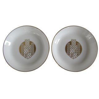 Dorchester Hotel Coasters - Pair