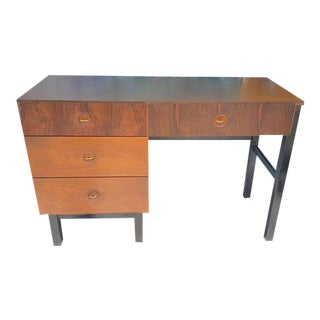 Mid-Century Basset Office Desk
