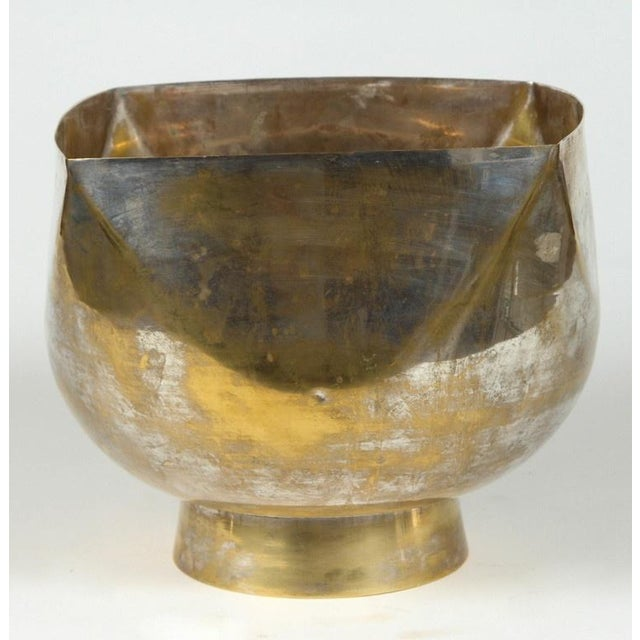 Ward Bennett Silver Footed Bowl - Image 4 of 6