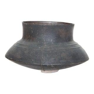 Vintage India Metal Pot