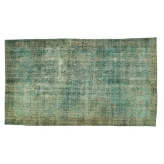 "Overdye Vintage Turkish Rug - 4'-7"" x 7'-10"""