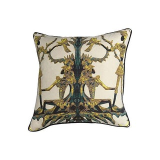 Jim Thompson Duequetterie Pillow