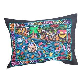 Tzin Tzun Tzan Pescadores Pillow Cover