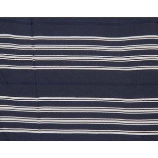 Ralph Lauren's Palatine Silk Stripe Fabric - 1 Yard