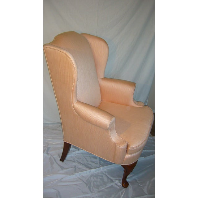 Bernhardt Wingback Chair - Image 3 of 8
