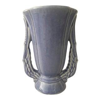 1940's Niloak Blue Vase