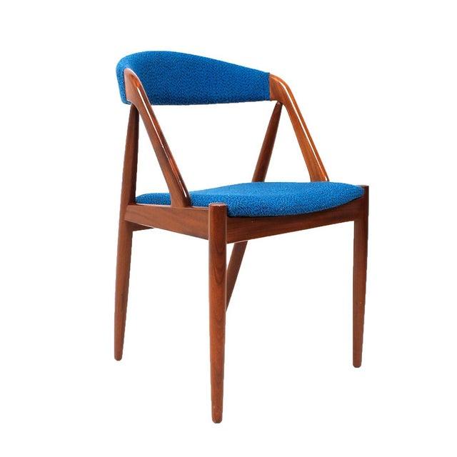 Kai Kristiansen Chairs - Set of 6 - Image 4 of 6