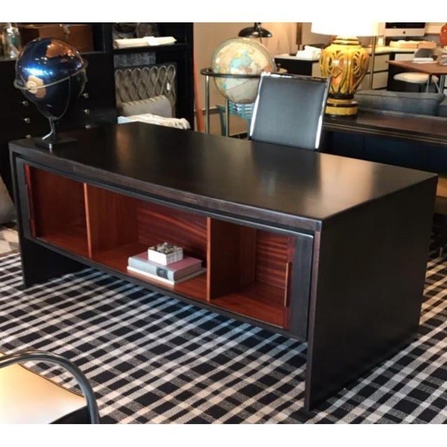 Image of H.P. Hansen Danish Modern Desk