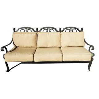 Athena Outdoor 3-Seater Sofa