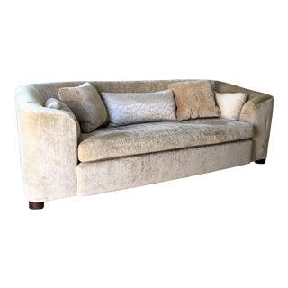 Baker Barbara Barry Cove Beige Sofa