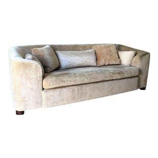 Baker Barbara Barry Cove Beige Sofa