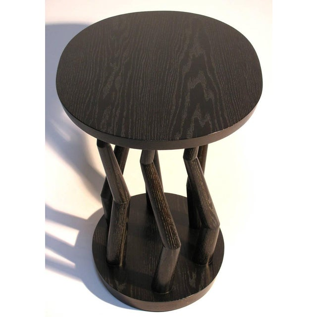 Cerused Oak Table by Marbello - Image 6 of 7