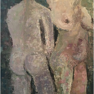 Modern Nudes Painting by JJ Justice