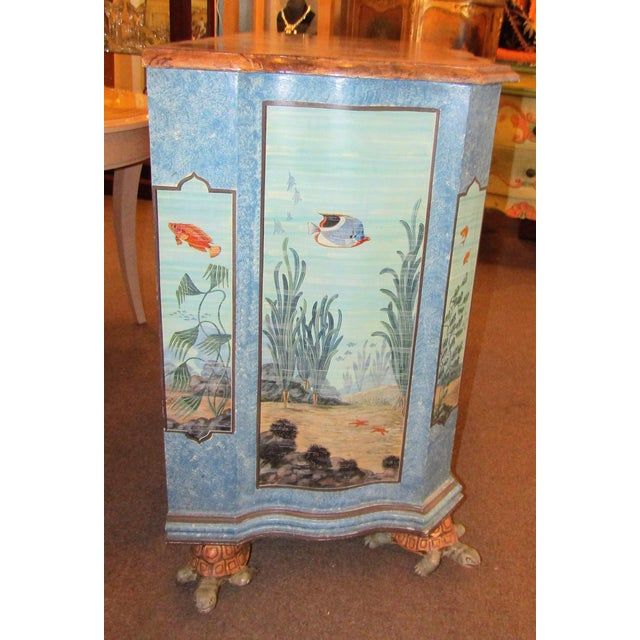 """""""Sea Life"""" Chest of Drawers - Image 6 of 6"""