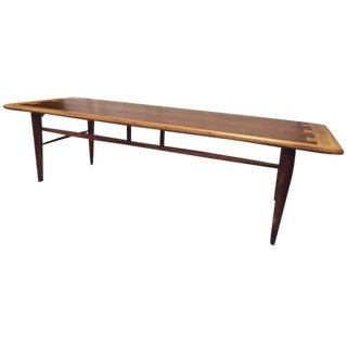 Lane Acclaim Mid-Century Coffee Table