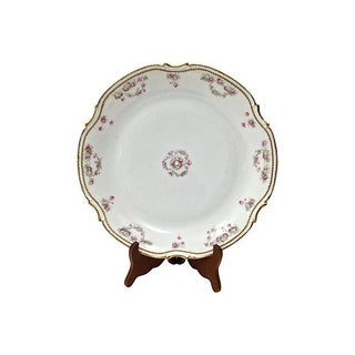 French Limoges Serving Plate