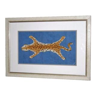 Dana Gibson Leopard Print