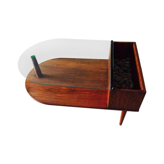 Mid-Century Silkeborg Danish Modern Planter Table - Image 1 of 4