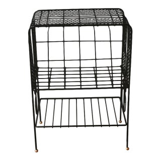 Mategot Style Storage Rack
