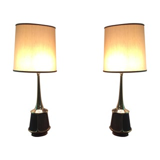 Mid-Century Laurel Lamps - A Pair