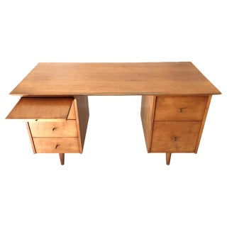 Paul McCobb Planner Group Pedestal Desk