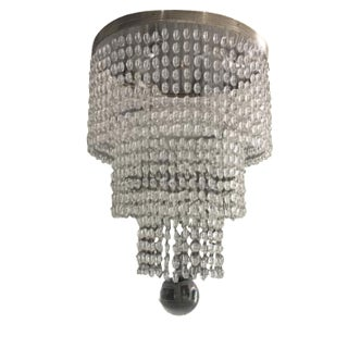 Weiss & Biheller 3-Tier Crystal Chandelier
