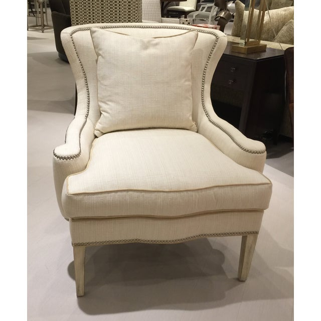 Image of Southwood Transitional Modified Wing Chair