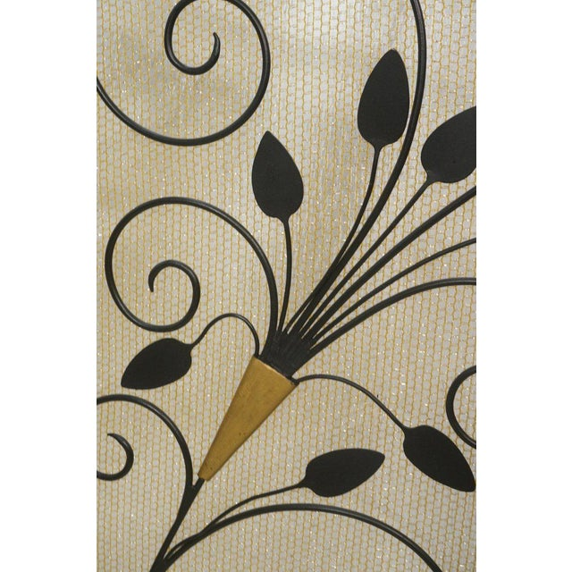 French Art Deco Room Dividers - A Pair - Image 5 of 6