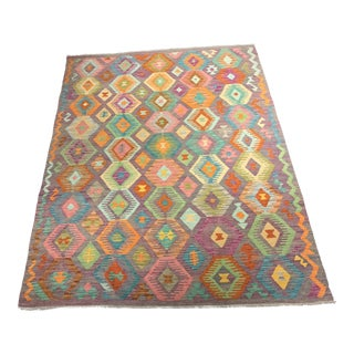 "Bellwether Rugs Imported Colorful Rug - 6'1"" x 7'9"""