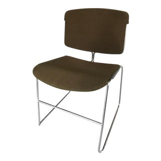 Mid-Century Steelcase Max Stacker Chair