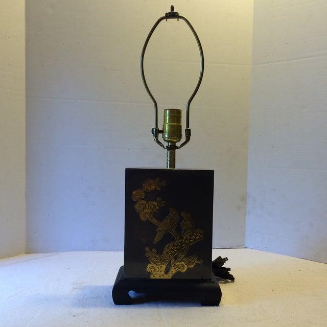Mid-Century Fredrick Cooper-Style Asian Lamp - Image 11 of 11