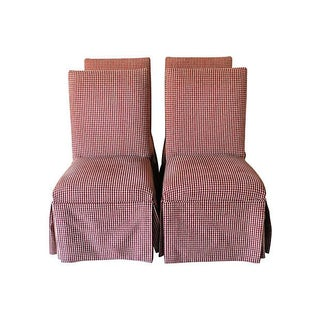 Parsons Chairs - Set of 4