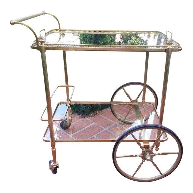 Maison Bagues Serving Cart - Image 1 of 7