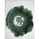 Image of Handmade Vintage Flower Form Art/Pottery Bowl