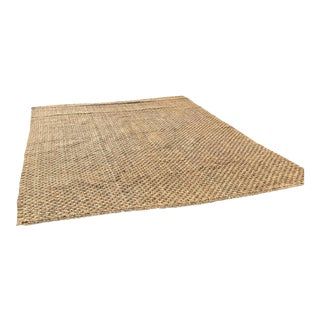 Hand-Knotted Neutral Rug - 12' X 9'