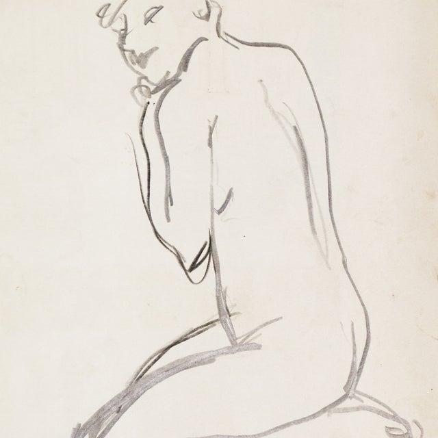 Image of 1950s Figural Study by Victor DI Gesu