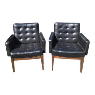 Vintage Arm Chairs - A Pair