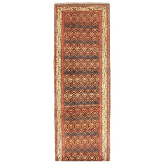 Antique Late 19th Century Persian Malayer Runner
